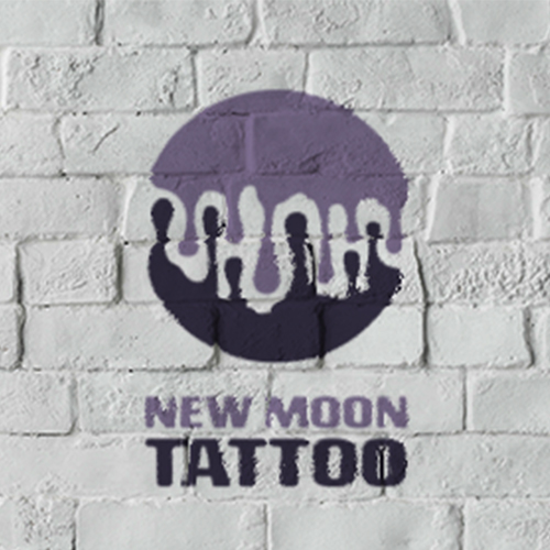 New Moon Tattoo re-branding